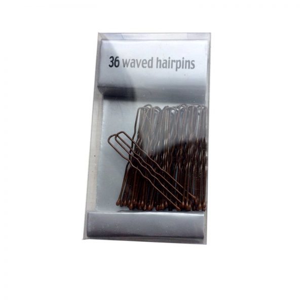 Waved Hair Pins Aberdeen