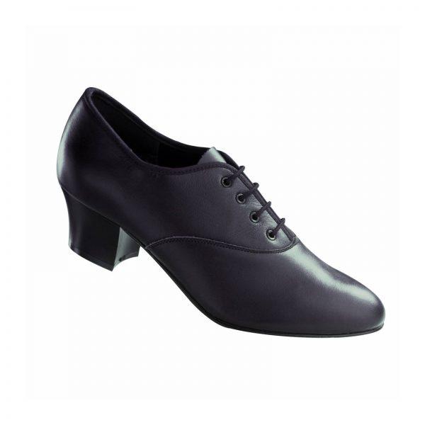 Freed Cuban heel leather oxford