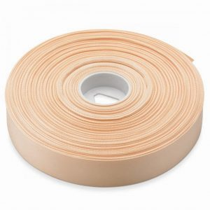 Pink 3/4″ nylon pointe shoe ribbon