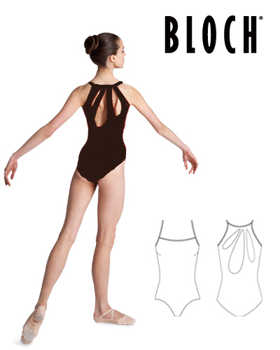 Bloch L1067 leotard